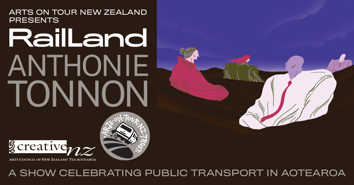 Anthonie Tonnon - Rail Land