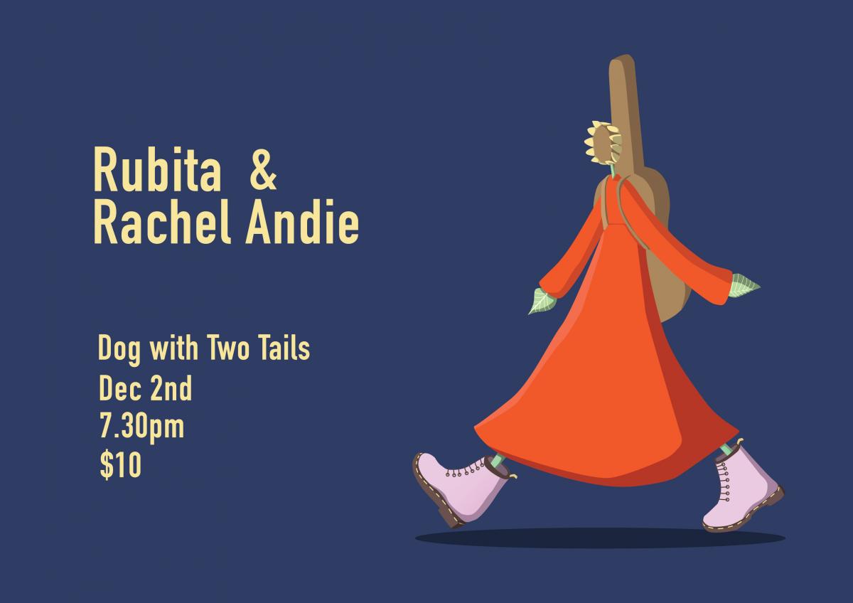 Rachel Andie and Rubita