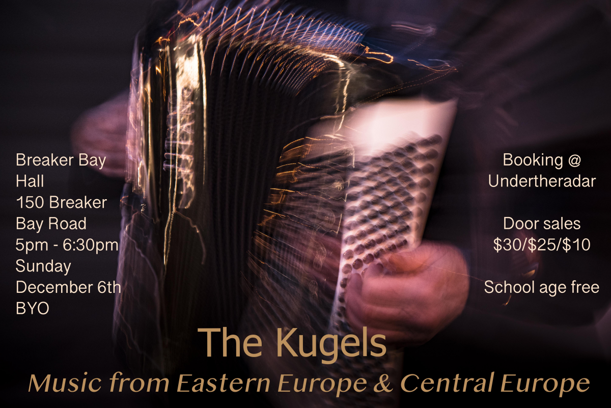 The Kugels: Music From Eastern and Central Europe