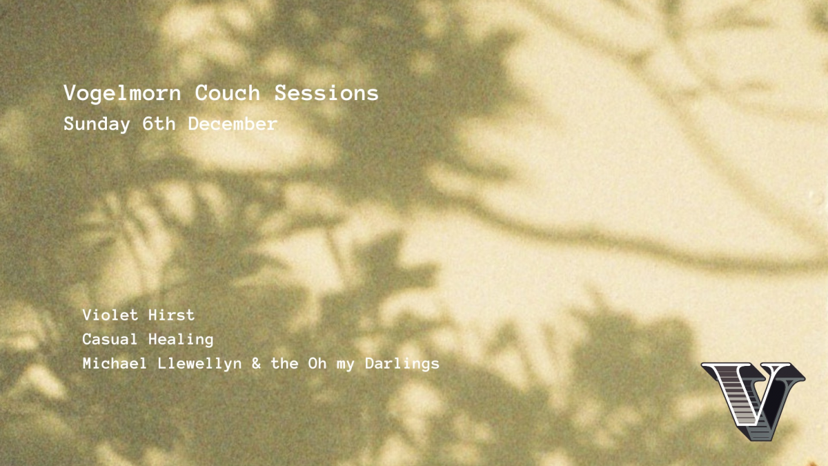Vogelmorn Couch Sessions