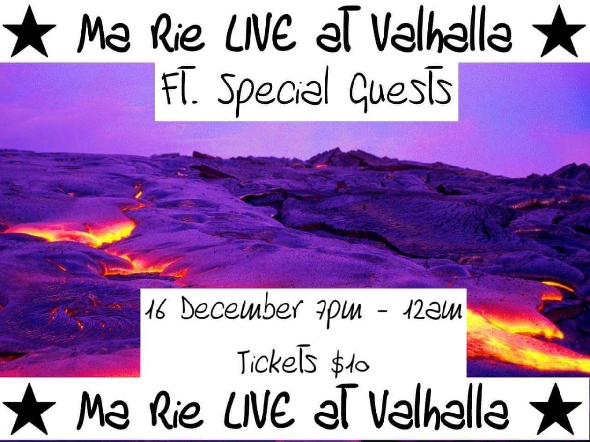 Ma Rie Live