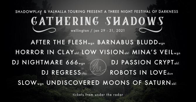 Shadowplay Presents: Gathering Shadows