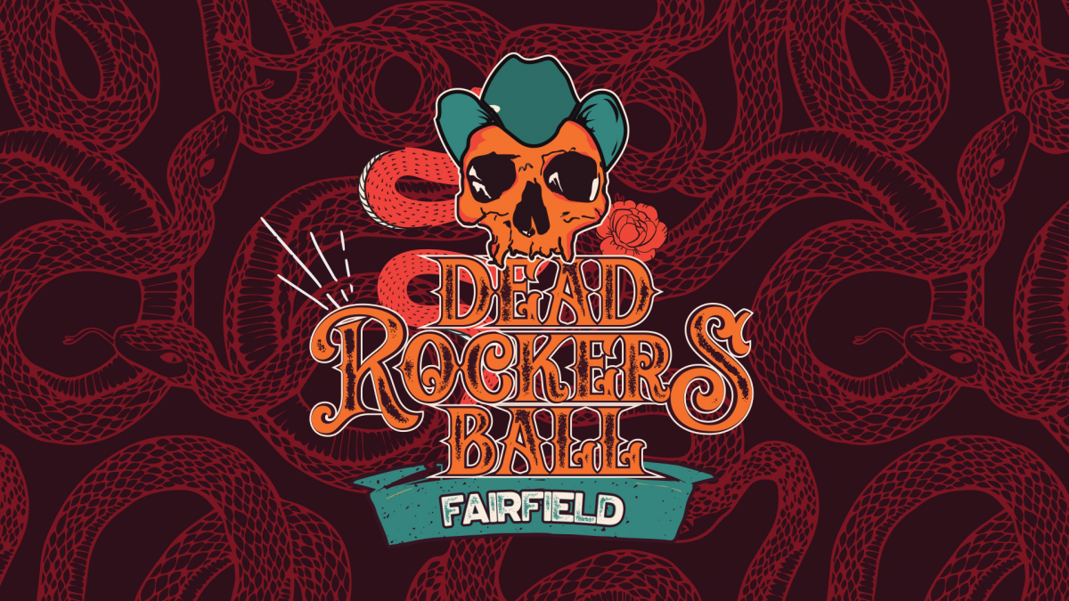 Bulletproof Convertible Present The Fairfield Dead Rockers Ball