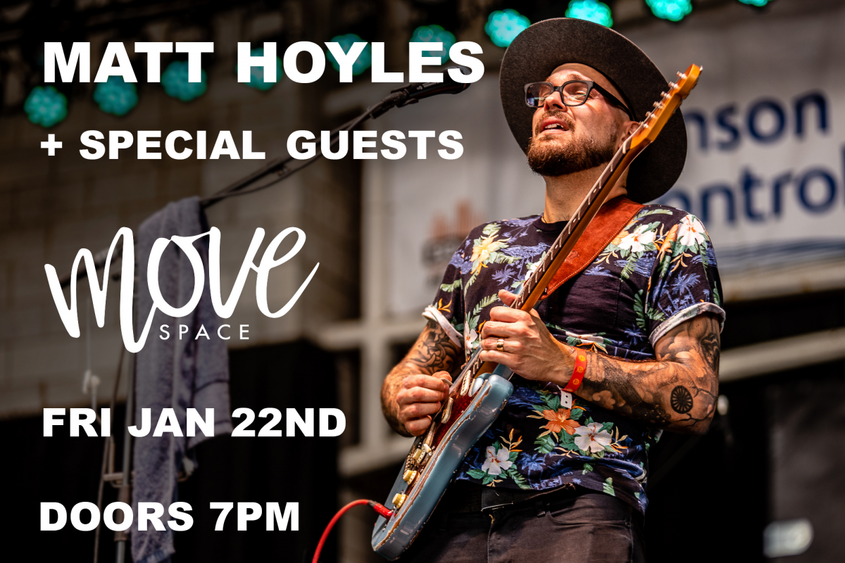Coming Home: Matt Hoyles and guests