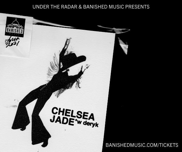 Chelsea Jade - NZ Tour 2021
