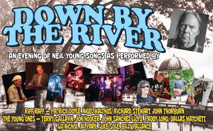 Down By The River: A Night Of Neil Young Songs Sung By Local Talent