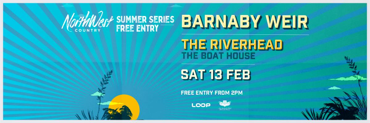North West Summer Series - Barnaby Weir