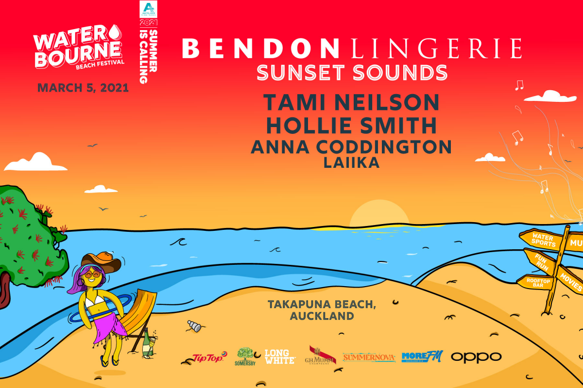 Sunset Sounds Presented By Bendon Lingerie