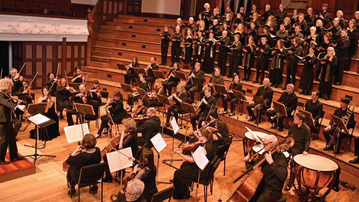 Bach Musica Nz: Mozart Requiem And Grieg Piano Concerto