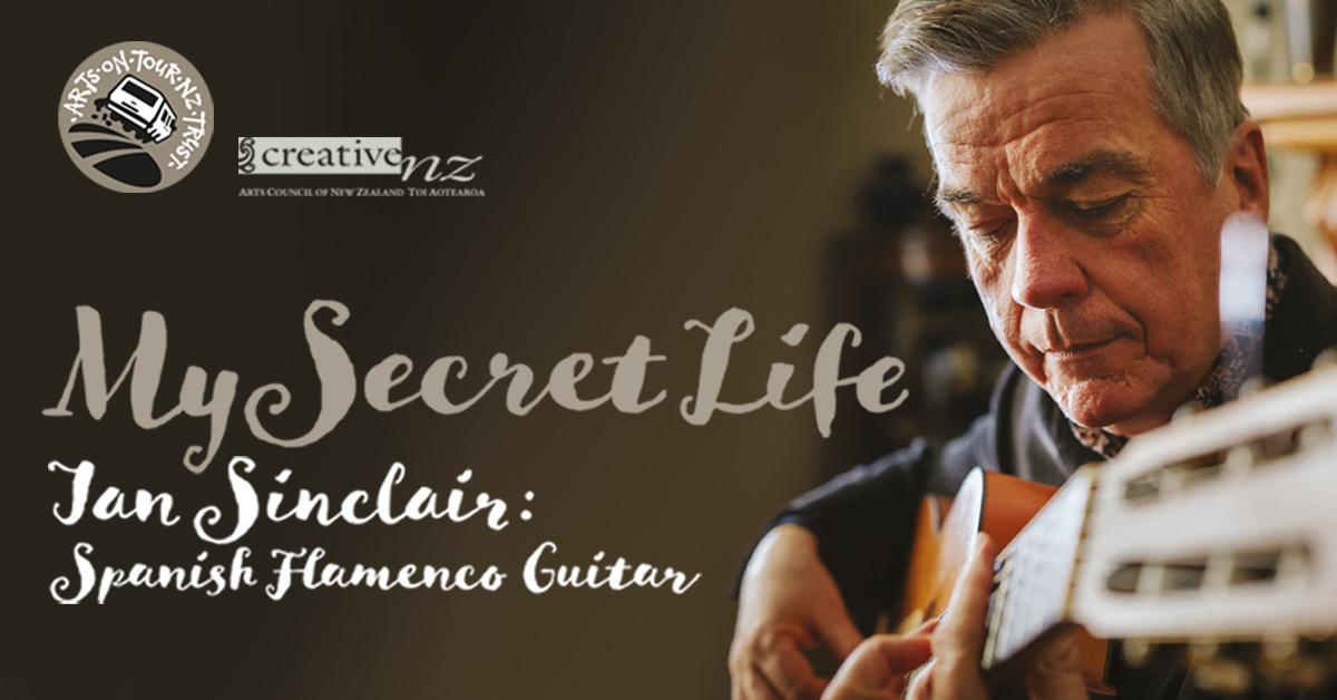 Ian Sinclair: My Secret Life