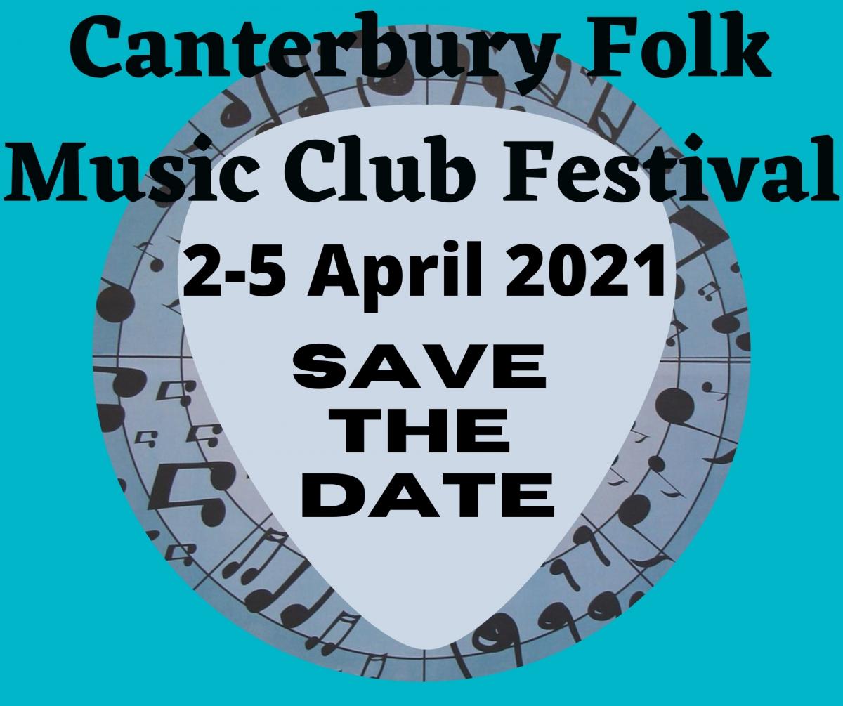 Canterbury Folk Music Club Festival 2021