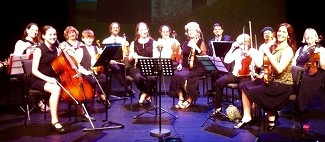 Dunedin Scottish Fiddle Orchestra
