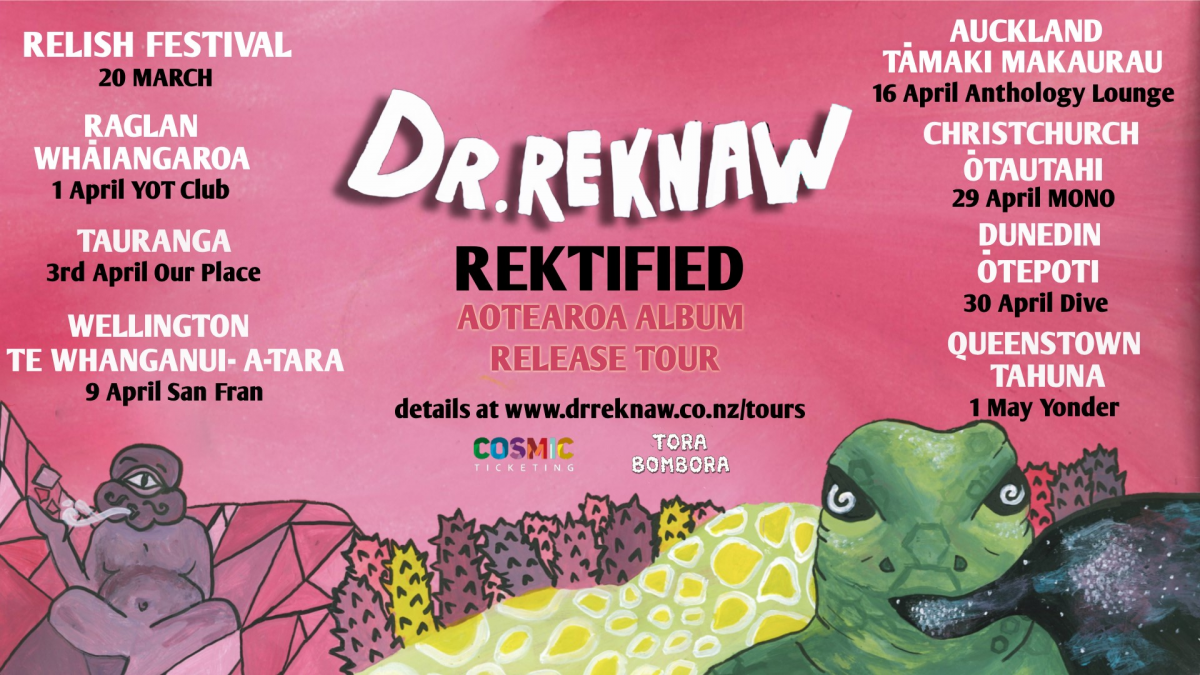 Dr Reknaw, Masaya