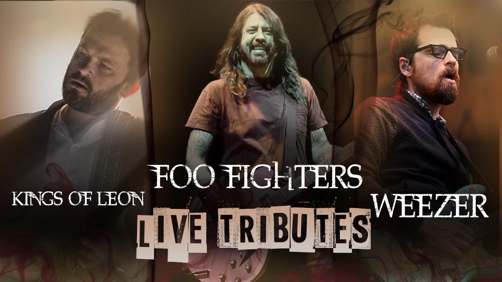 Lounge Apes - Weezer, Kings Of Leon, Foo Fighters Tribute