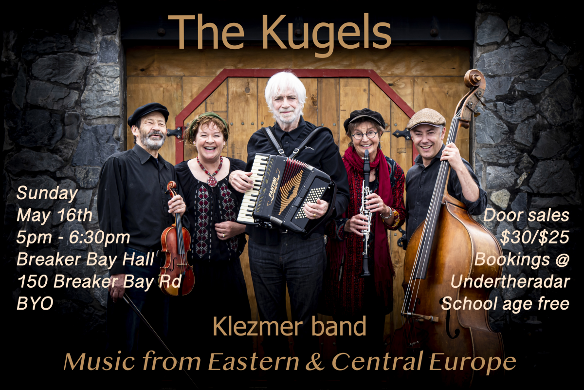 The Kugels Live: Music From Eastern And Central Europe