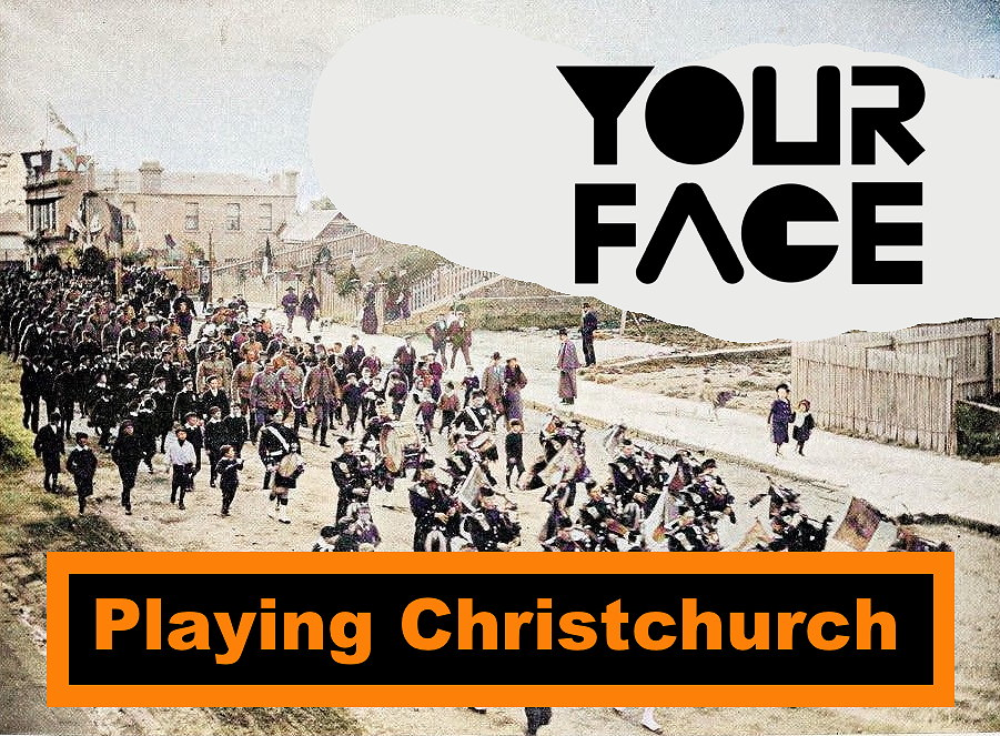 Your Face - Special Day Tour