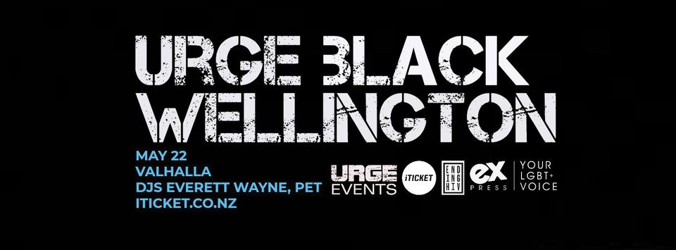 Urge Black