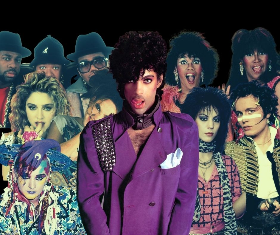 Eighties Forever: A 1980s Dance Party