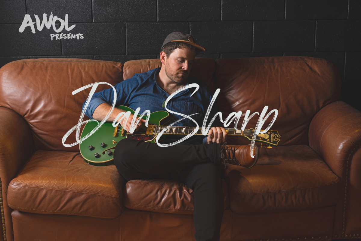 AWOL Presents: Dan Sharp