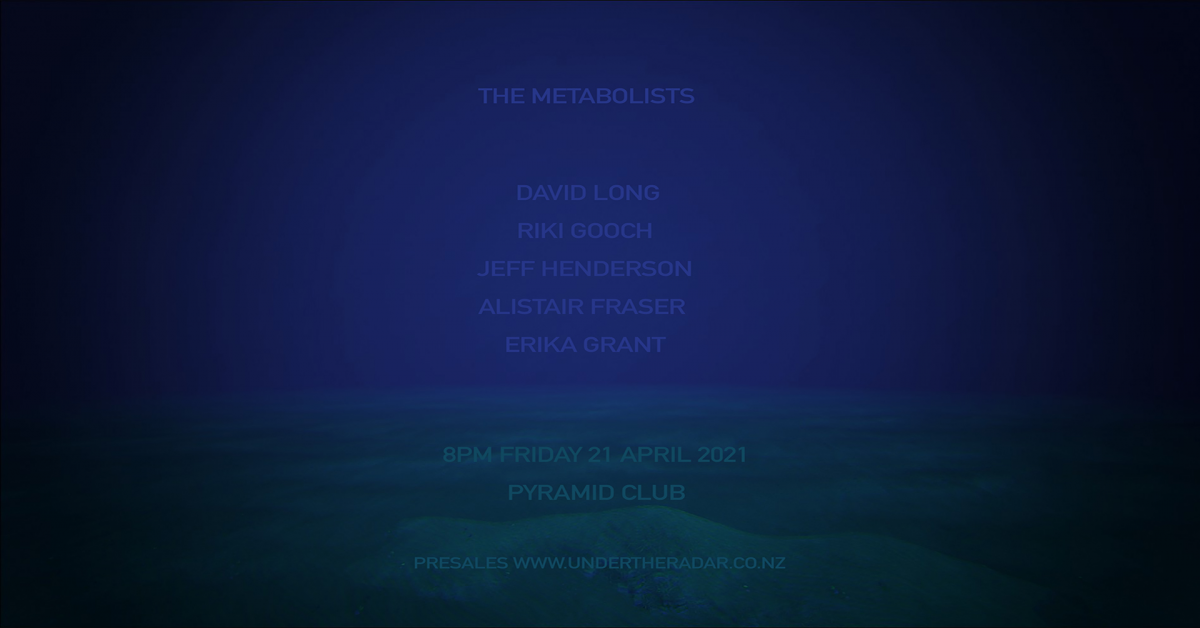 Alistair Fraser / Riki Gooch / Jeff Henderson And The Metabolists