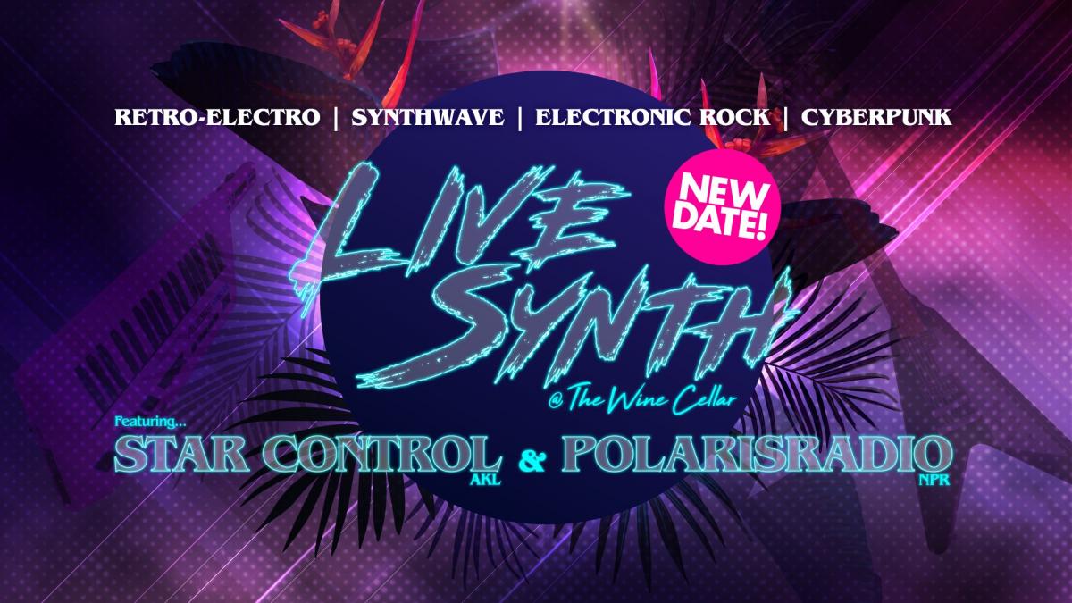Star Control And Polarisradio Present Live Synth
