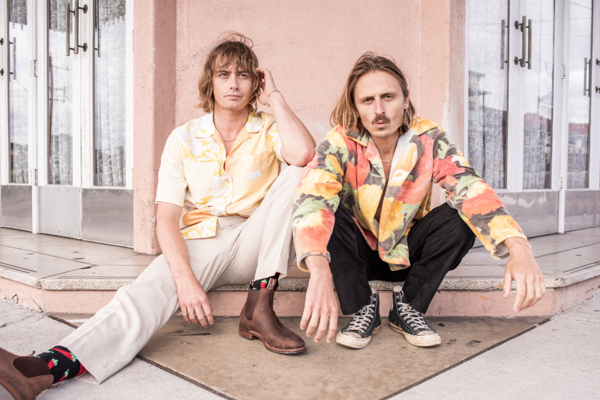 Lime Cordiale - 14 Steps To A Better You New Zealand Tour