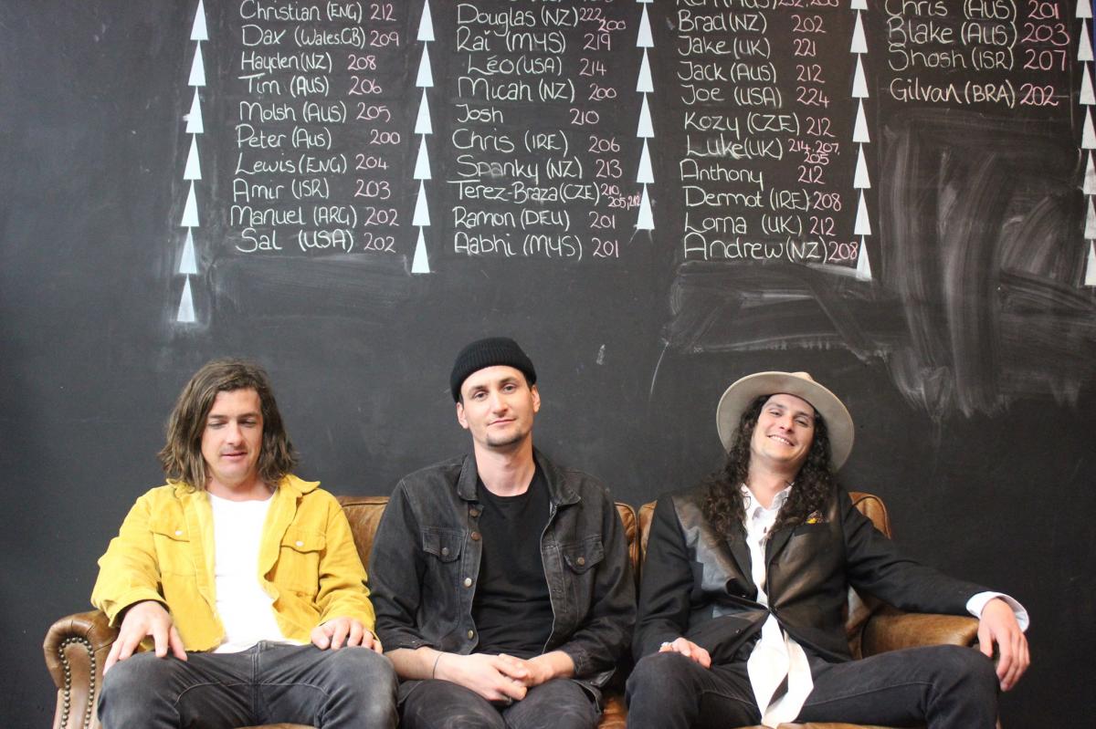 The Seaside Stranglers EP Tour