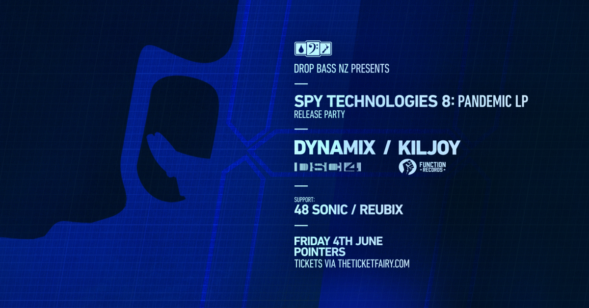 Drop Bass Presents Dynamix And Kiljoy