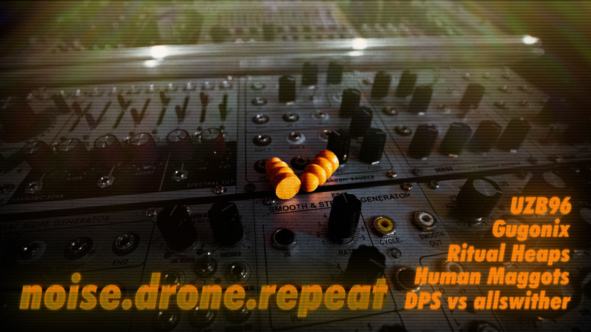 Noise Drone Repeat