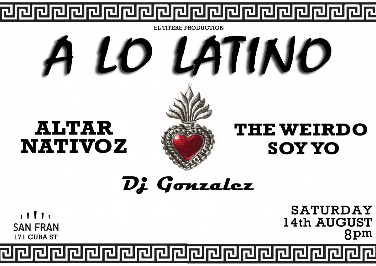 A Lo Latino