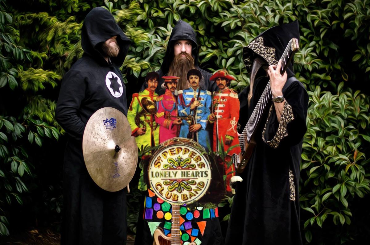 Psychedelic Beatles Night w/ Rhomboid