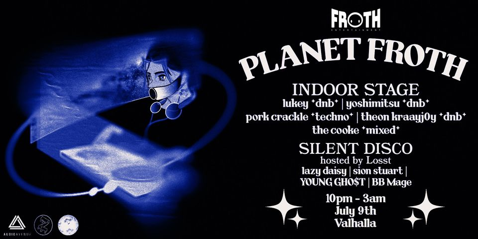 Planet Froth