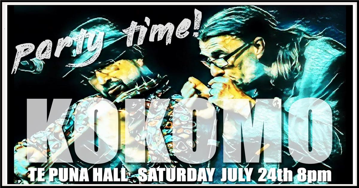 Kokomo - Party Time!