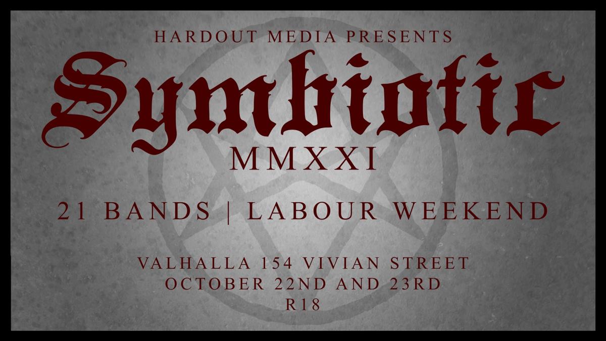 Symbiotic Metal Fest - Day 2 - Evening - Slam, Core, Tech, Heavy