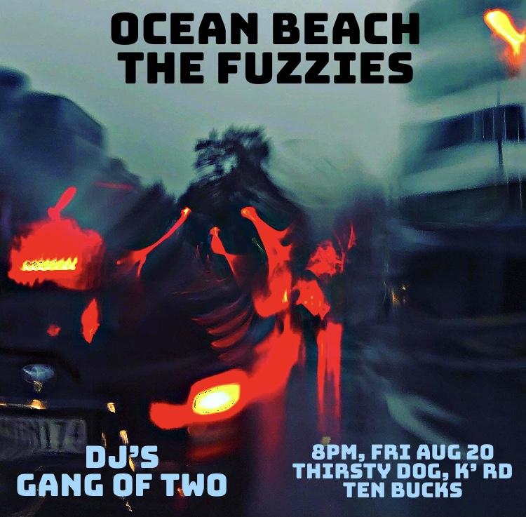 Ocean Beach And The Fuzzies