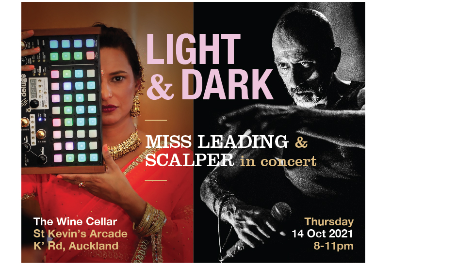 Light And Dark : Miss Leading And Scalper