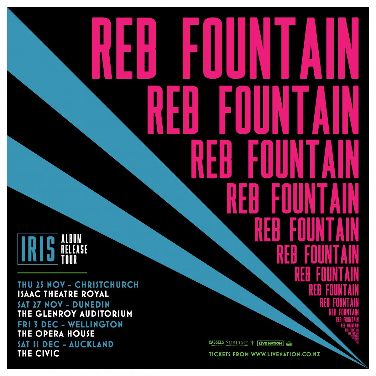 Reb Fountain