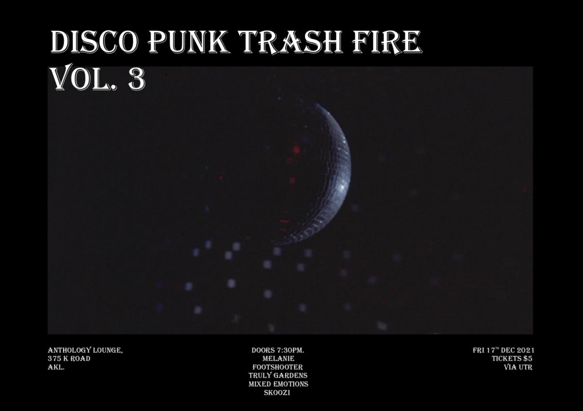 Disco Punk Trash Fire Vol.3