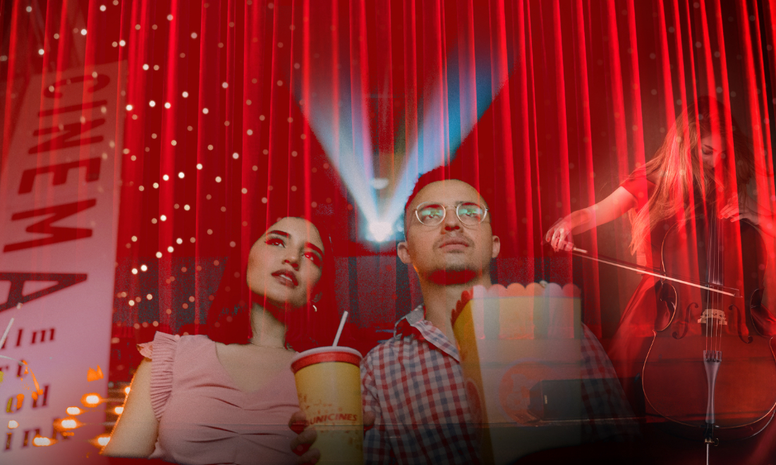 Soundtracks From The Silver Screen | Nelson Arts Festival