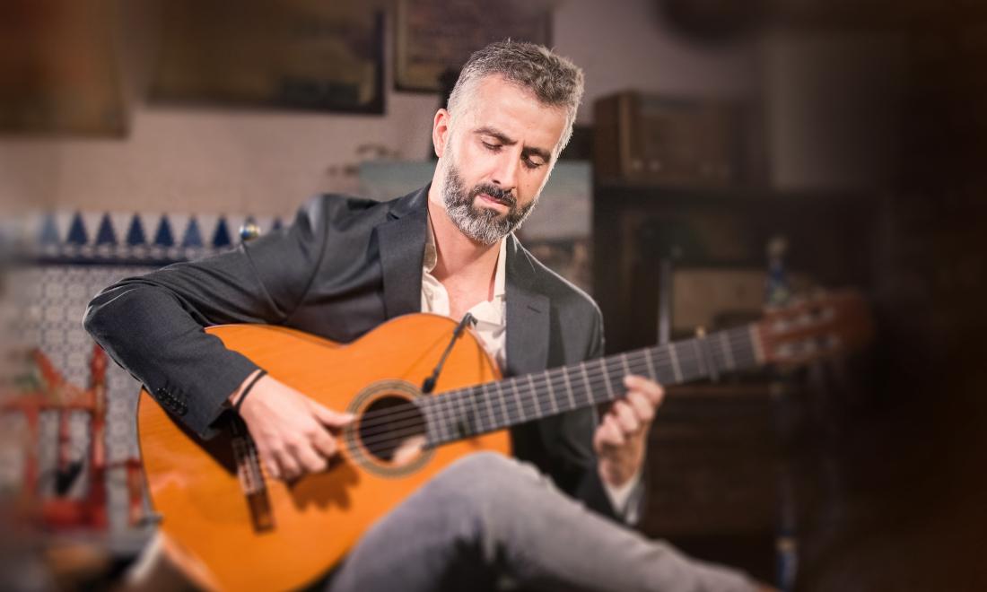 Tierra Y Mar Flamenco Project | Paul Bosauder | Nelson Arts Festival