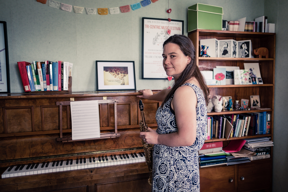 P-LAB:  Jasmine Lovell-Smith - Composition And Improvisation