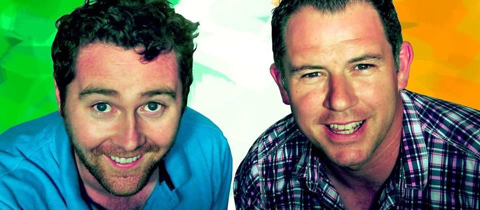 Alan McElroy, Darren Jardine