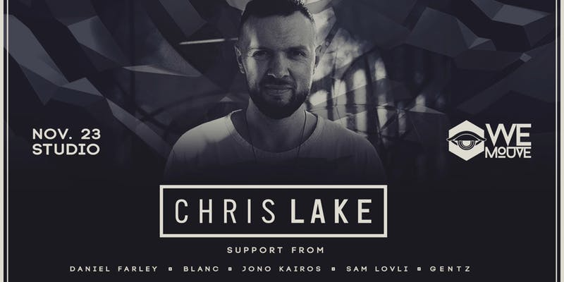Chris Lake (UK)
