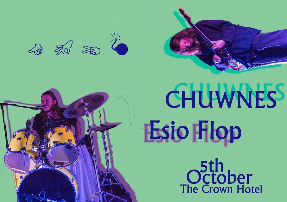 Chuwnes, Esio Flop