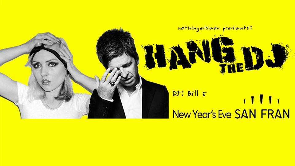 Hang the DJ, New Year's Eve