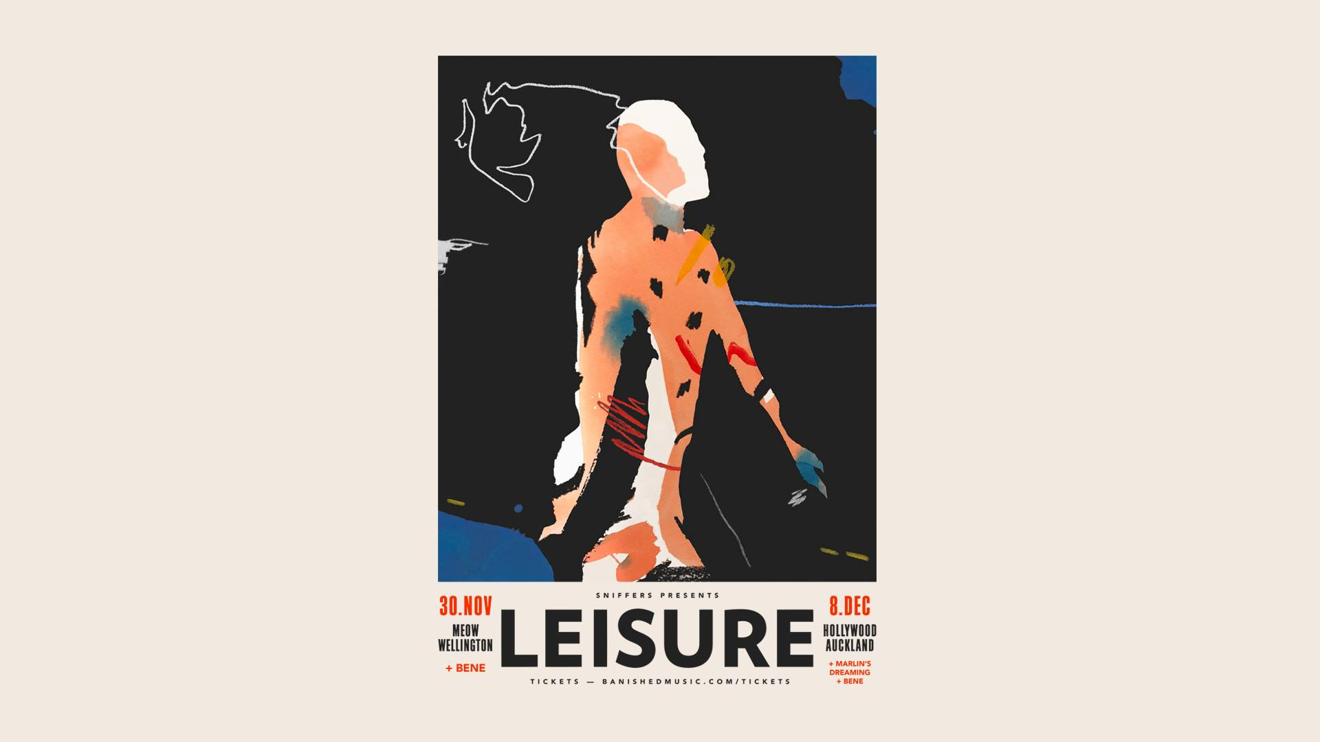 LEISURE - SOLD OUT