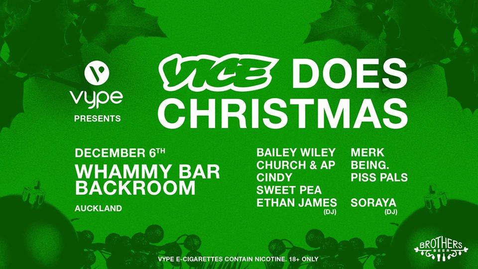 VICE Christmas: Merk, Church & AP, Bailey Wiley + More