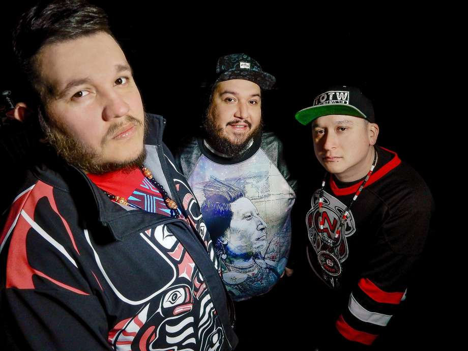 A Tribe Called Red,Tiki Tanne, Ria Hall