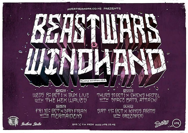 Beastwars and Windhand