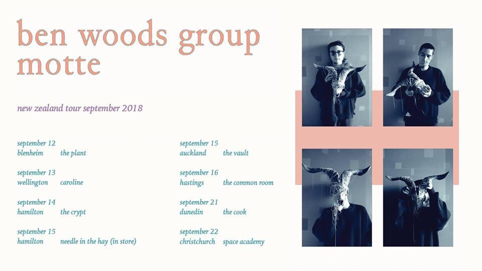 Ben Woods Group, Motte